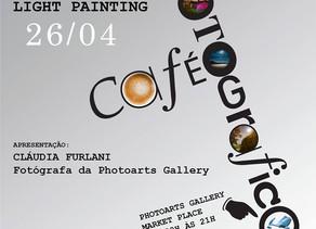 Café Fotografico com Claudia Furlani
