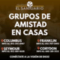 Bible Grupos de amistad - Made with Post