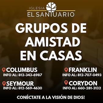 Bible Grupos de amistad - Made with Post