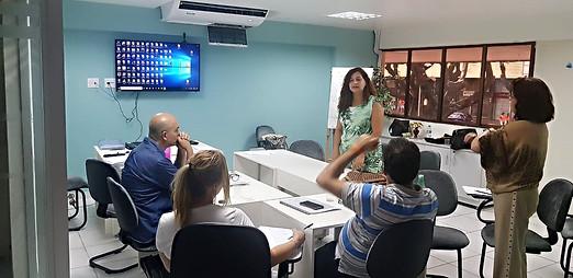 Módulo prático do curso de formação de mediadores
