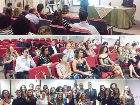 Encontro no TJMG destaca associação de mediadores em Belo Horizonte