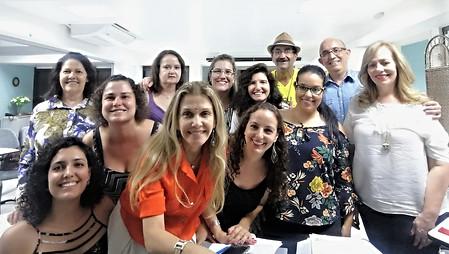 Reunião da Associação dos Mediadores de Belo Horizonte e Outras Regiões - Ambhos - 05 de dezembro