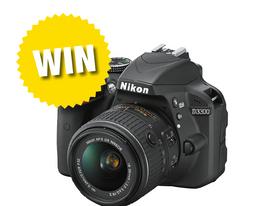 WIN een Nikon fototoestel