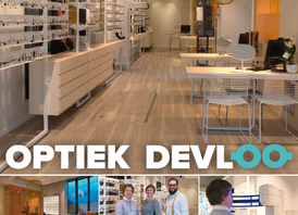 Optiek Devloo in De Zeeparel