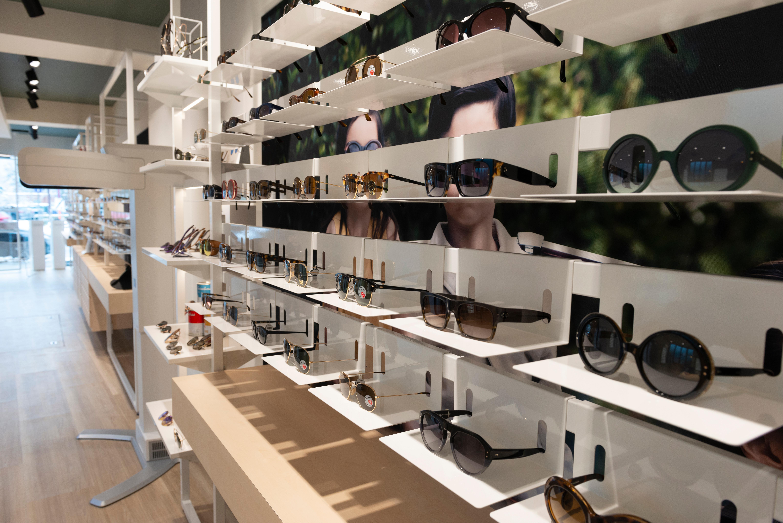 Oogtest + nieuwe bril/zonnebril
