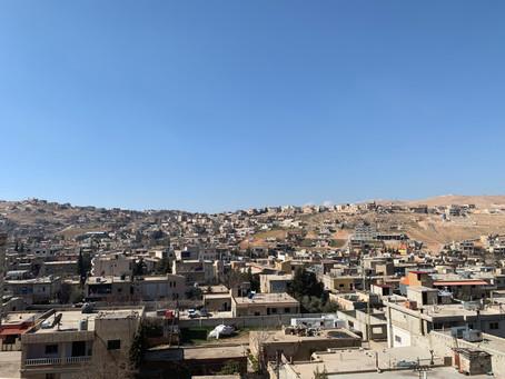 Voyage au Liban pour Médecins sans Frontière