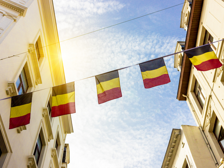 How can freelancers in Belgium contribute to wellbeing?