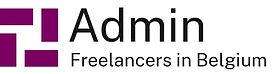 Logo of Admin Freelancers in Belgium