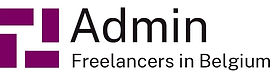 Logo of Admin Freelancers in Belgium