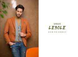 lebole green 1