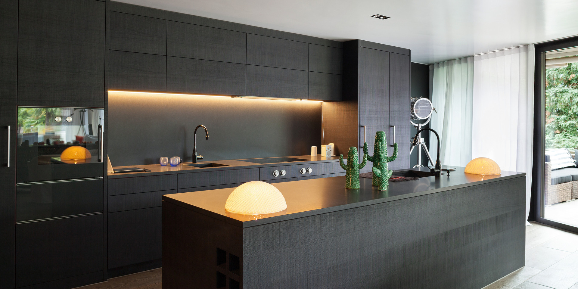 Extra Modern Kitchen Design