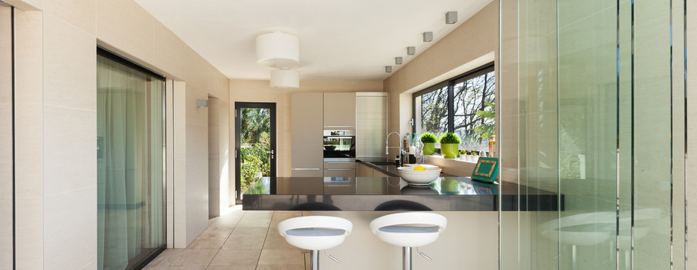 Modern Kitchen Designs- San Fernando Valley