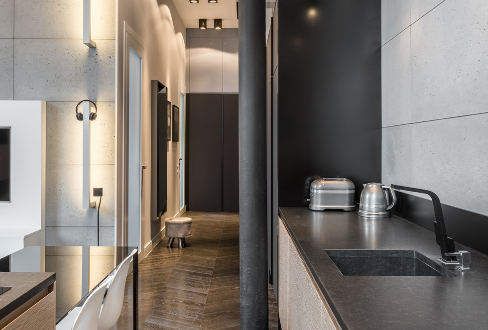 Modern Mid-century LA Loft