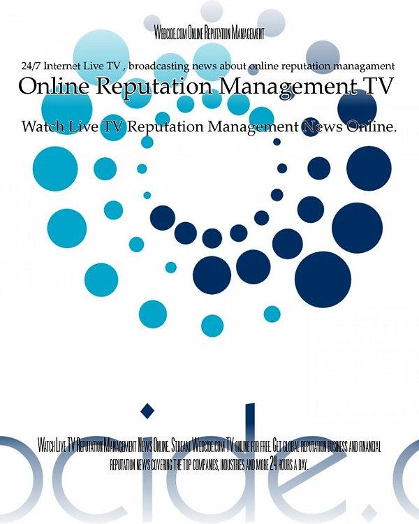 Online Reputation Management TV