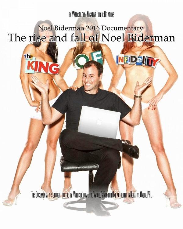 NOEL BIDERMAN 2016 Documentary