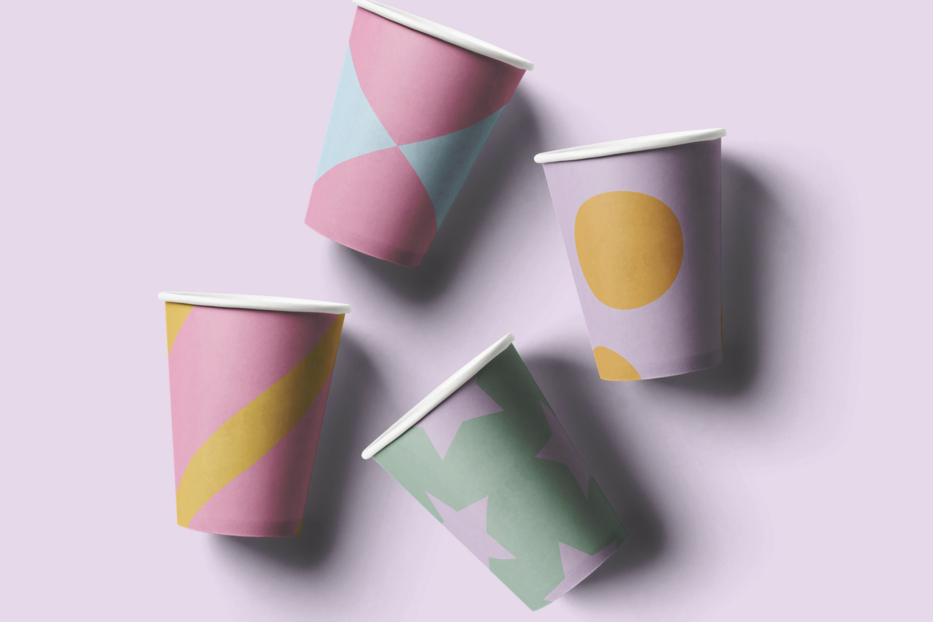 Leveson Spring Carnival Cups