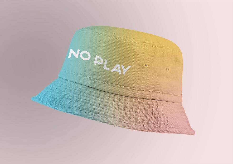 No Play Bucket Hat