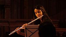 Photo Raquele Magalhaes performance