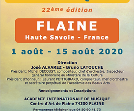 Académie Internationale de Musique de Fl