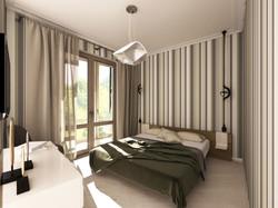 Дизайн-проект пятикомнатной квартиры