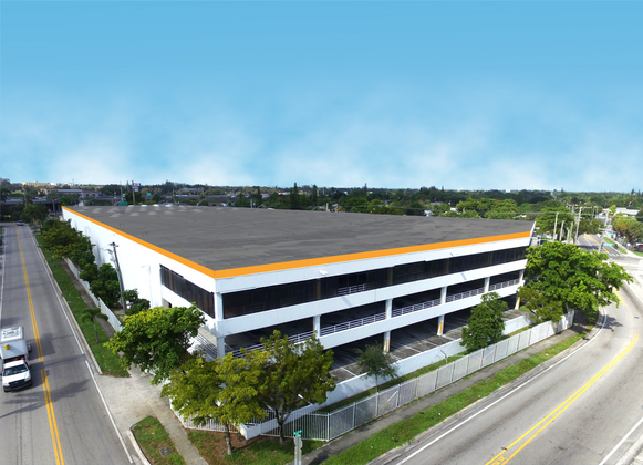 PROJECT NAME: MEGACENTER HALLANDALE