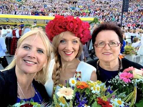 Lolita, Ance Krauze, Māra Zālīte