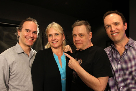 Dynamic Music Partners with Mark Hamill