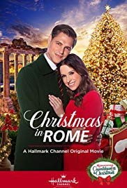 Christmas in Rome Premieres on the Hallmark Channel