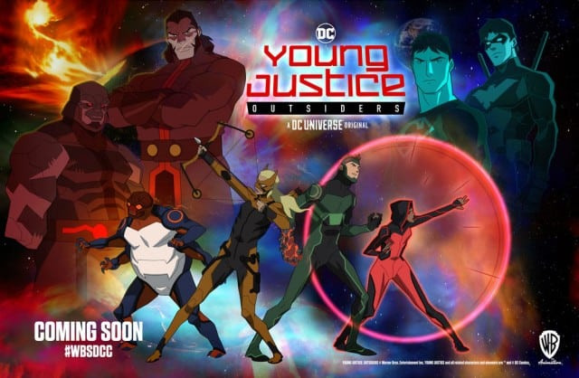Dynamic Music Partners talks Young Justice: Outsiders