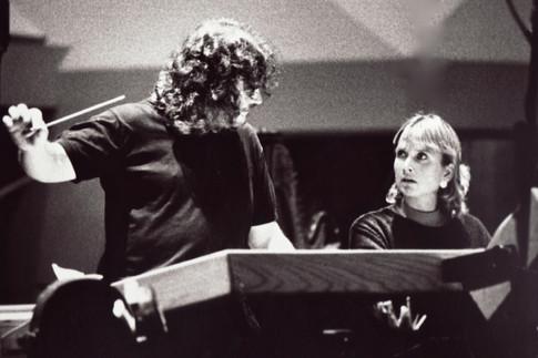 Lolita and Michael Kamen