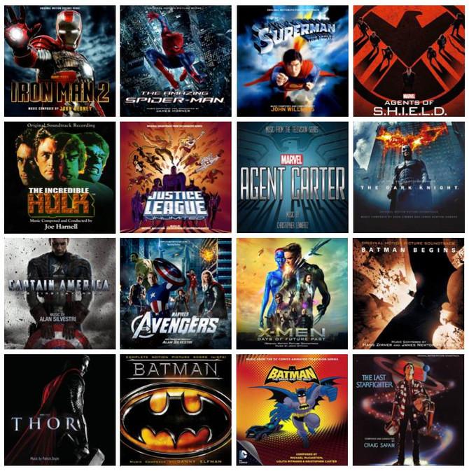 Golden State Pops Orchestra presents Superhero Soundtracks