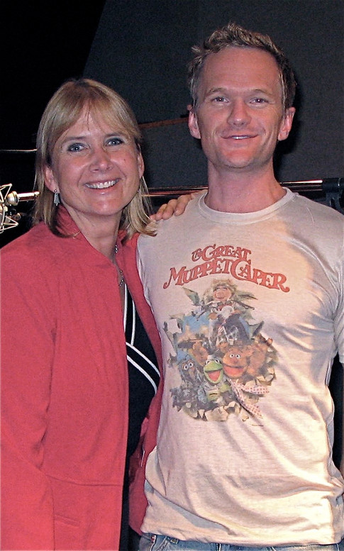Recording Vocals with Neil Patrick Harris