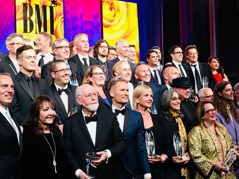 BMI Television and Film Awards, 2018