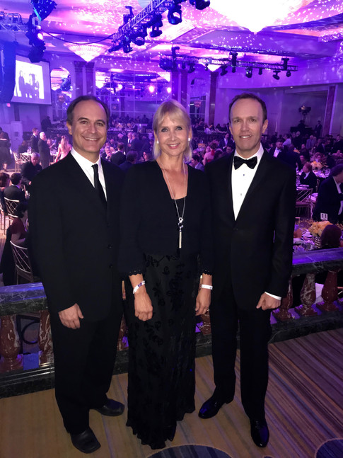 Kristopher Carter, Lolita Ritmanis, Michael McCuistion BMI Television and Film Awards Night 2018