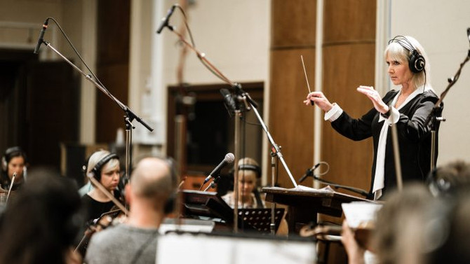 'Blizzard Of Souls' Composer Lolita Ritmanis On Fulfilling A Dream