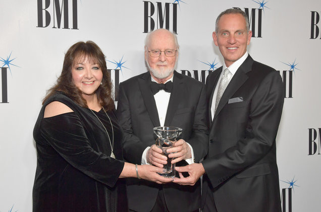 John Williams Honored at BMI Film, TV and Visual Media Awards. Also at the ceremony, composers Laura