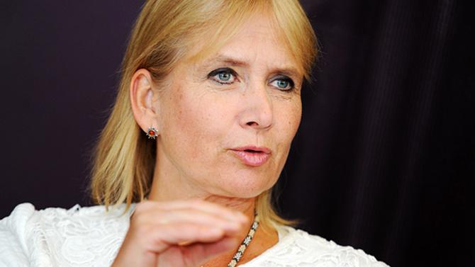 Lolita Ritmane: Latvija ir atplaukusi un eksplodējusi