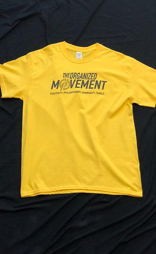 The Organized Movement Classic Shirt - Daisy
