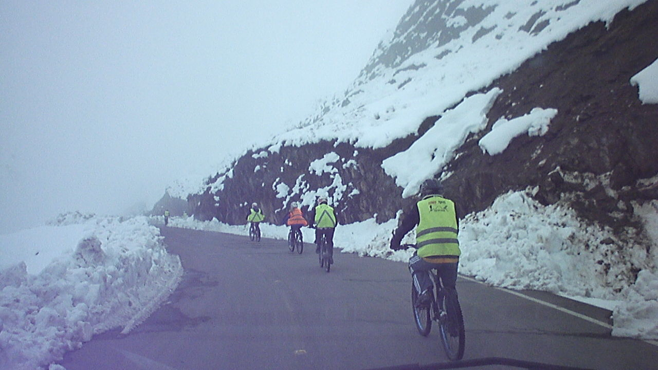 Descida de Bike Abra Malaga