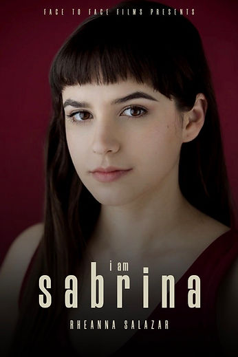 I Am Sabrina - Made with PosterMyWall (5