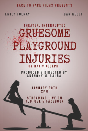 GRUESOME PLAYGROUND INJURIES - Made with