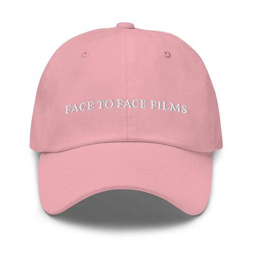 Baseball Hat (Pink)