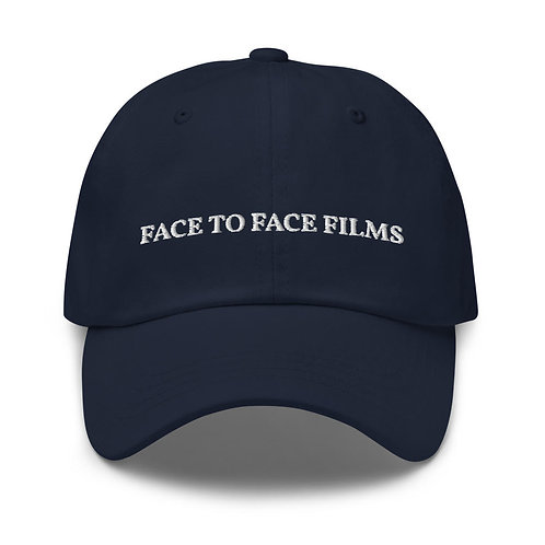 Baseball Hat (Navy)