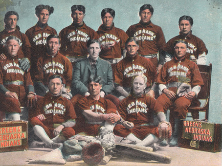 The First Japanese Professional Game Took Place in .... Kansas?