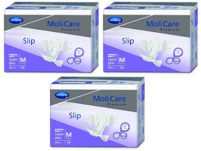 CARTON MOLICARE SUPER MEDIUM 3X26