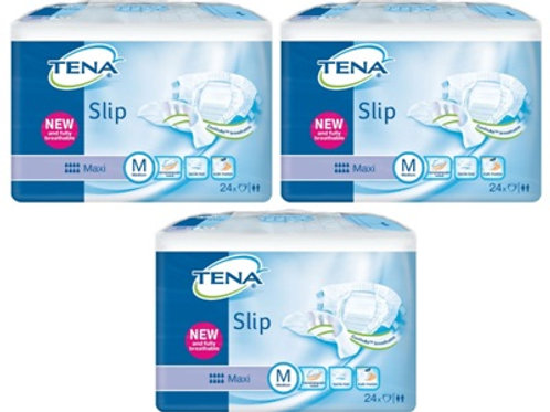 CARTON TENA SLIP MAXI MEDIUM 3X24