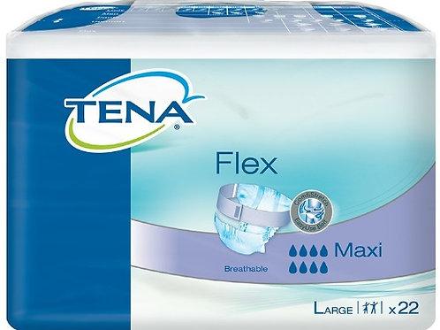 TENA FLEX MAXI LARGE SAC 22