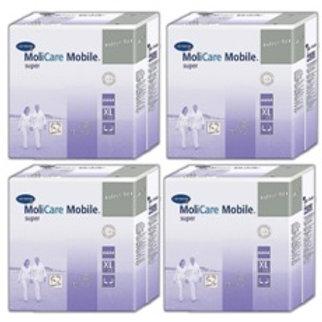 CARTON MOLICARE MOBILE SUPER XL 4X14