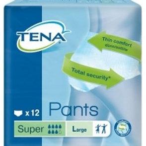 TENA PANTS SUPER LARGE SAC DE 12