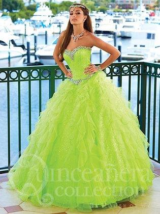 Brilliant Glittering Delight Ball Gown
